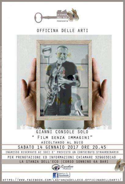 Gianni Console Solo