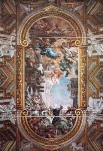 Sulle tracce di san Filippo Neri e il trionfo del Barocco romano: SANTA MARIA IN VALLICELLA (Chiesa Nuova)