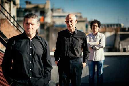 Parientes - Peppe Servillo, Javier Girotto, Natalio Mangalavite