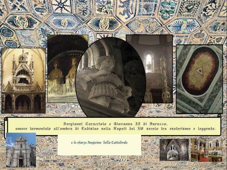 Sergianni Caracciolo e Giovanna di Durazzo. Tormentato Amore all'Ombra di Ladislao Nella Napoli del XV Secolo