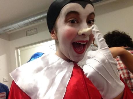 Pinocchio in Musical