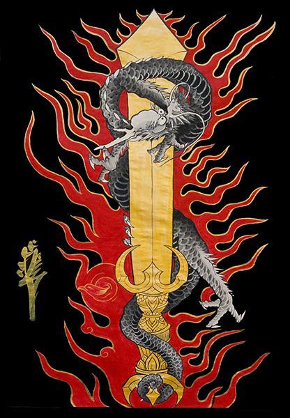 Dragons, Crez