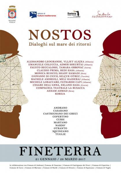 NOSTOS - Claudio Prima e Redi Hasa