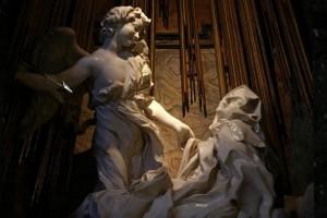 l trionfo del Barocco: SANTA MARIA DELLA VITTORIA