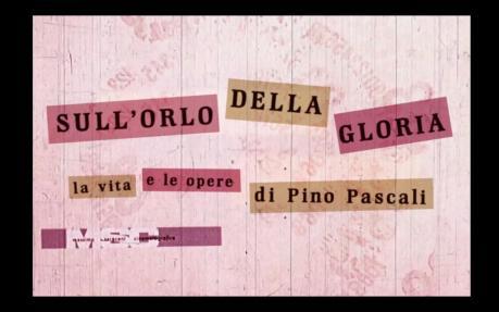 Sull'orlo della gloria: il documentario su Pino Pascali