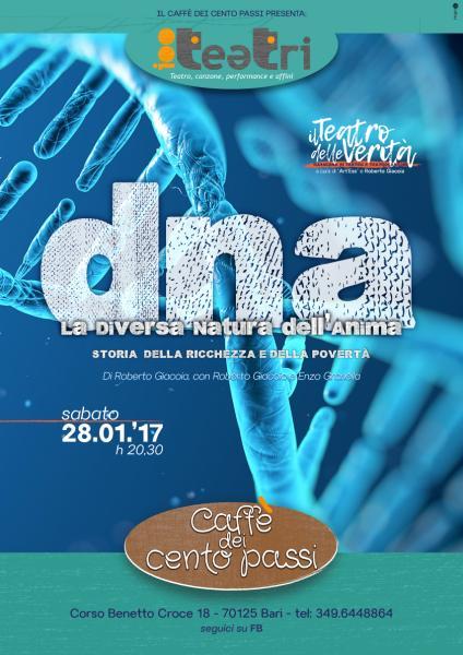 DNA la Diversa Natura dell'Anima