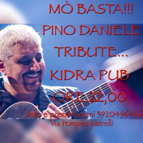 Mò Basta!!! Pino Daniele Tribute