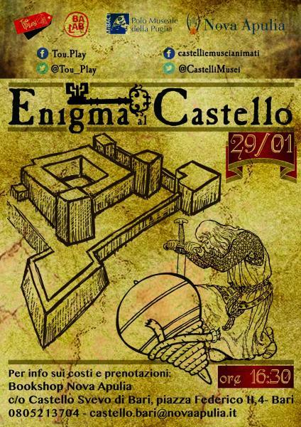 Enigma al Castello