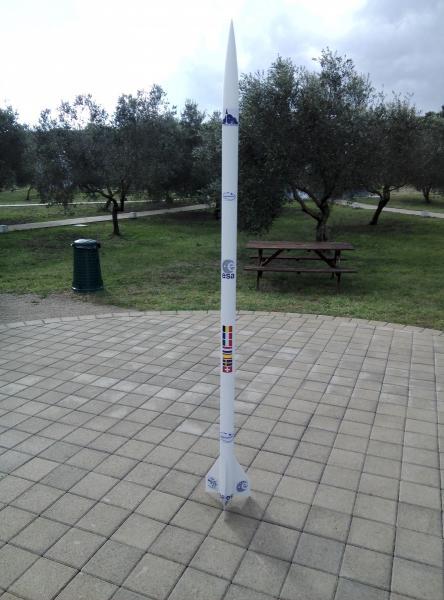 """Col lancio del missile """"Konstantin ET-1"""" inizia l'attività del """"Sanlorenzo SpaceLab"""" del Parco Astronomico di Casarano (Le)"""
