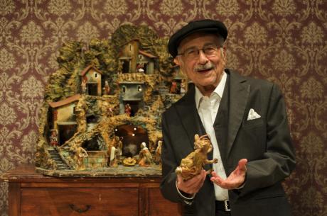 Luigi De Filippo in Natale in casa Cupiello di Eduardo De Filippo