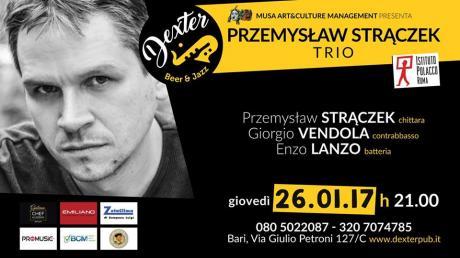 Przemyslaw Straczek trio