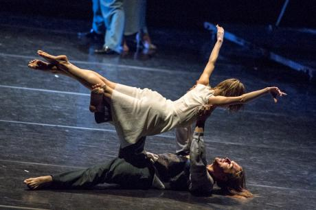 Romeo y Julieta Tango - Stagione 2016/17 Teatro Curci di Barletta