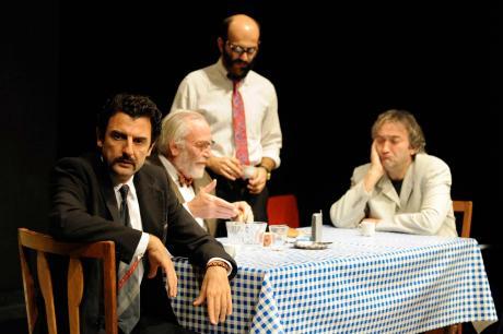 Teatri uniti di Napoli - I giocatori