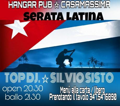 Serata LATINA Top SILVIO SISTO DJ.