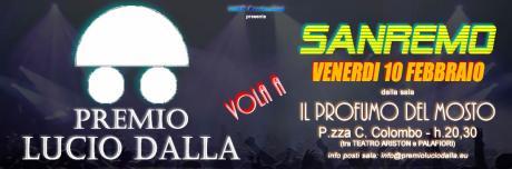 Sanremo - Premio Lucio Dalla