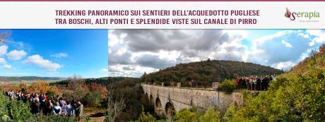 Sui ponti dell'Acquedotto Pugliese