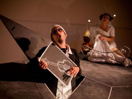 Famiglie a teatro - Come Pollicino