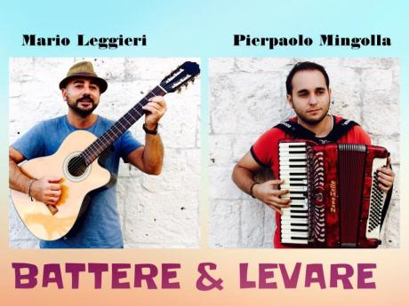 Battere & Levare Duo Acustico LIVE