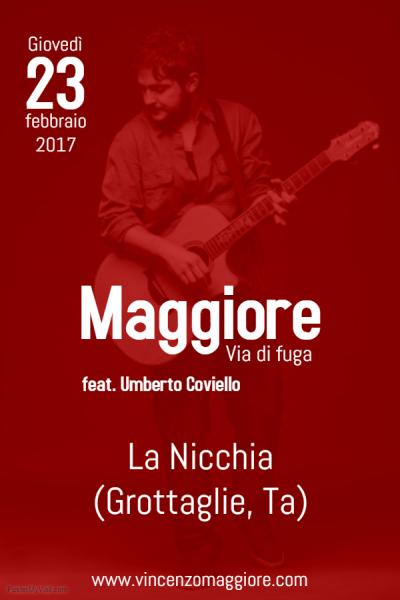 HOLD The DOOR live #2 - Maggiore (in unplugged)