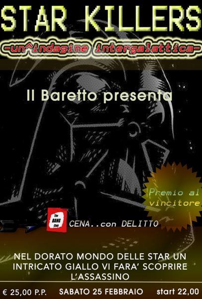 Cena con Delitto - Star Killers: un'indagine intergalattica