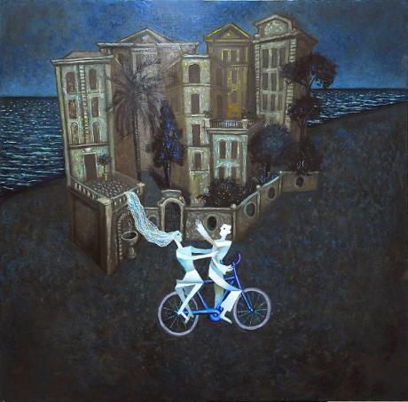 URBAN FEELINGS - La città nelle opere di dieci artisti