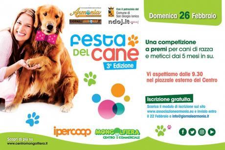 3 Edizione FESTA DEL CANE