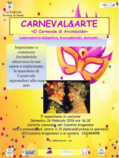 Carneval&Arte