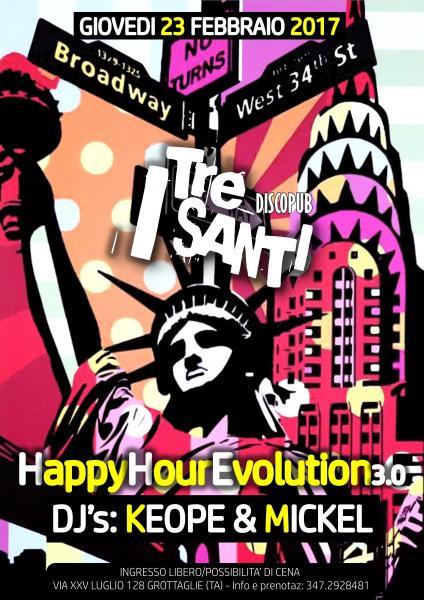 Happy Hour Evolution 3.0
