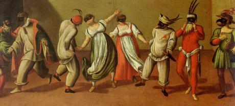 Il Sabato di Carnevale: cena in masseria e ballo in maschera