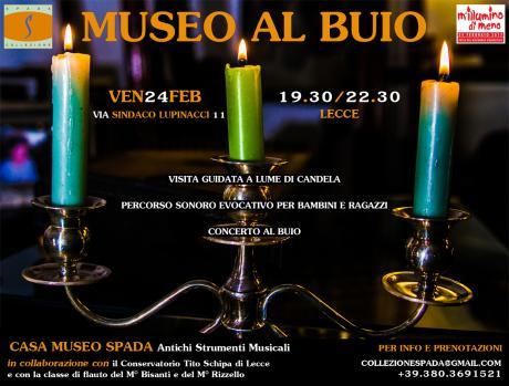 Museo al Buio