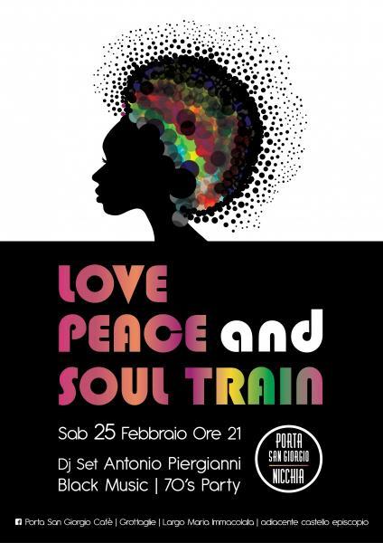 SOUL TRAIN project - R&B, Soul, Funk and Disco
