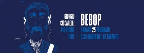 Giorgio Ciccarelli live at Bebop