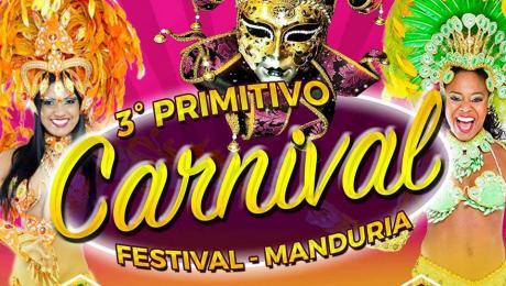 3° Primitivo Carnival Festival - Manduria