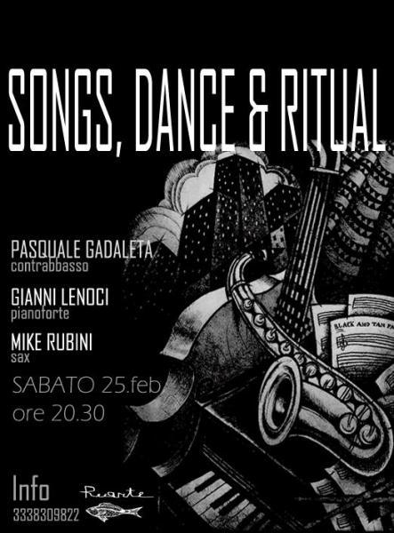 Songs, dance & ritual