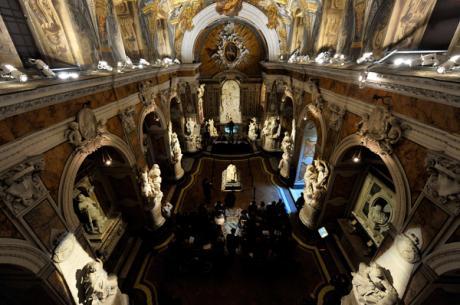 Quarta serata a tema: i misteri della Cappella Sansevero