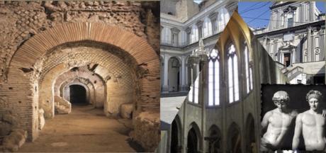 Area Archeologica di San Lorenzo Maggiore e la Citta' Ippodamea