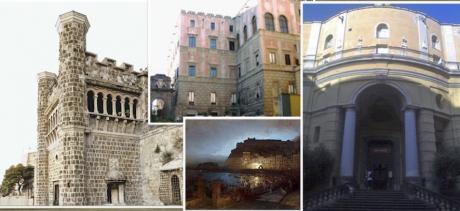 Arte, Storia, Ignoto, Mistero.  da Palazzo Cellammare a Villa  Ebe