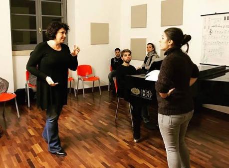 """Concerto di Belcanto con gli allievi dell'Accademia """"Rodolfo Celletti"""""""