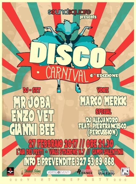 Disco Carnival