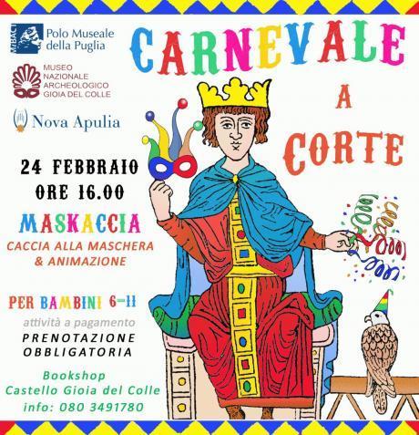 Carnevale a Corte - Maskaccia