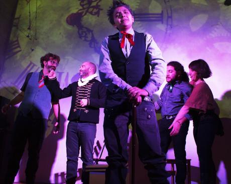 Improgames - spettacolo di Improvvisazione Teatrale