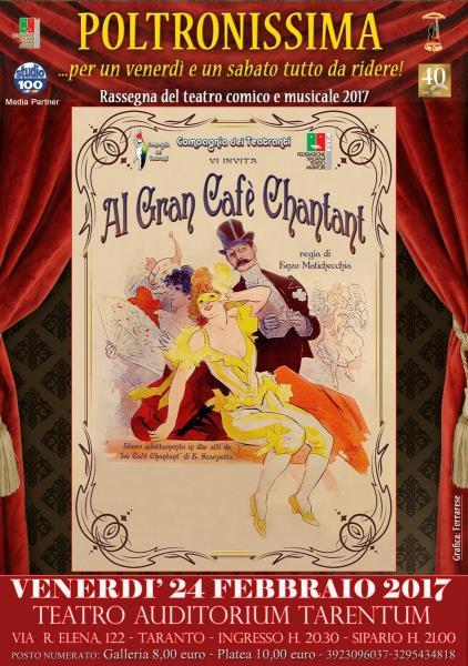 Al Gran Cafe' Chantant