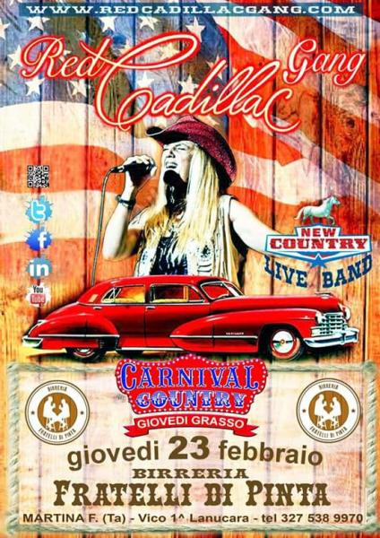Carnival Country