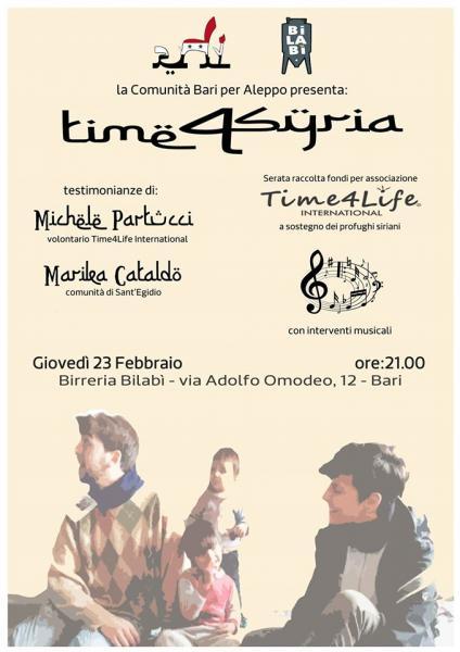 Time4Syria