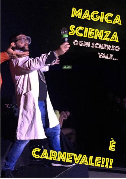 Programmazione Settimanale Planetario di Bari - Speciale Carnevale