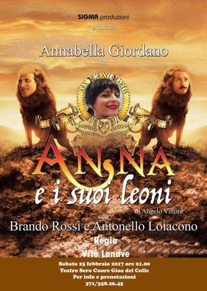 Anna e i suoi leoni