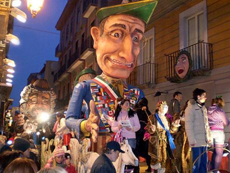 Carnevale di Capua 2017