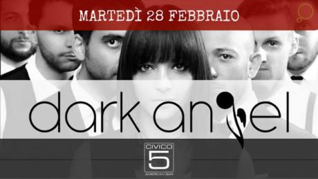 DARK ANGEL ● Live Music al Civico 5