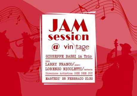 Jam at Vintage