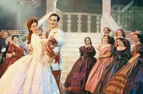 La Principessa Sissi, il Musical - Stagione 2016/17 Teatro Curci di Barletta